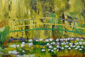 Joe Marchant after Monet